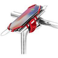 BONE BikeTie Pro Red - Car Holder