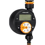 FISKARS Zavlažovací časovač, jeden výstup - Zavlažovací počítač