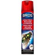Sprej BROS na mouchy a komáry 400ml - Odpuzovač hmyzu