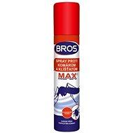 Repelent BROS MAX sprej proti komárům a klíšťatům 90ml - Odpuzovač hmyzu
