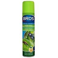 Insekticid BROS ZELENÁ SÍLA proti mouchám a komárům 300m - Odpuzovač hmyzu