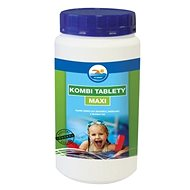 Tablety KOMBI MAXI 1kg - Bazénová chemie