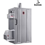 Borniak Smokehouse BBQ 4 grates digital stainless steel BBDS-70