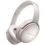 BOSE QuietComfort 45 bílá - Bezdrátová sluchátka