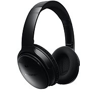 BOSE QuietComfort 35 wireless black - Sluchátka
