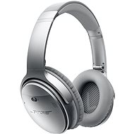 BOSE QuietComfort 35 wireless silver - Sluchátka