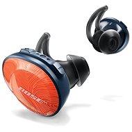 BOSE SoundSport Free Wireless oranžová - Sluchátka