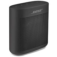 BOSE SoundLink Color II - Soft Black - Bluetooth reproduktor