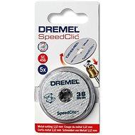 DREMEL SpeedClic - Metal Cutting Disc - Circular Saw Blade