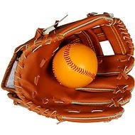 Baseballová rukavice a míč - Venkovní hra