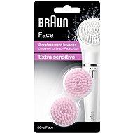 Braun Face 80S Sensitive - Příslušenství
