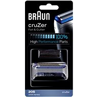 Braun Series 2000 1/Z CombiPack 20S - Accessories