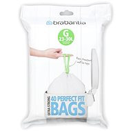 Brabantia bags 30l (G) - 40 pieces - Bin Bag