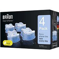 BRAUN Clean&Charge - Náhradní náplň CCR4 - Náhradní náplň