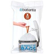 Brabantia PerfectFit 12L (X) - 40ks - Pytle na odpad
