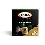 Bristot capsules 100% Arabica 55g - Kávové kapsle