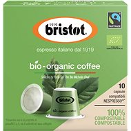 Bristot capsules BIO coffee 55g - Kávové kapsle