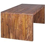 Psací stůl Brüxxi Boha 160 cm, masiv Sheesham - Psací stůl