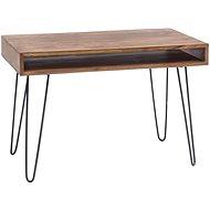Psací stůl Brüxxi Bagli 110 cm, masiv Sheesham - Psací stůl