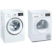 SIEMENS WM14T441CS + SIEMENS WT47RTW0CS - Appliance Set