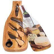 Berndorf Sandrik Wine & Cheese Set 7pcs - Wine Set