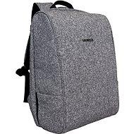 """BESTLIFE Travel Safe 15.6"""" světle šedý - Batoh na notebook"""