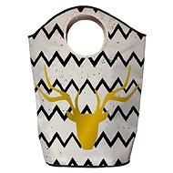 Butter Kings multifunkční pytel gold deer - Koš na prádlo