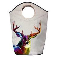 Butter Kings multifunkční pytel majestic deer - Koš na prádlo