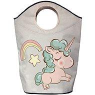 Butter Kings multifunkční pytel unicorn baby - Koš na prádlo
