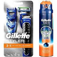 GILLETTE Fusion ProGlide Styler Set - Sada