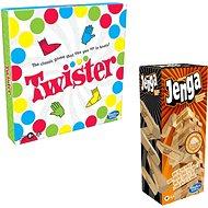 Jenga + Twister - Board Game