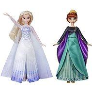 Frozen 2 Musical adventures of Elsa + Anna