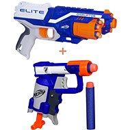 Nerf Elite Disruptor + Nerf Elite Jolt - Dětská pistole