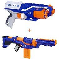 Nerf Elite Disruptor + Nerf Delta Trooper - Dětská pistole