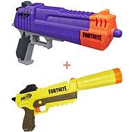 Nerf Fortnite Sneaky Springer+ Nerf Fortnite HC E - Dětská pistole