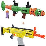 Nerf Fortnite Ricky Reeler + Nerf Fortnite RL - Dětská pistole