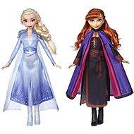 Frozen 2 Elsa + Anna