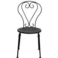 PALAZZO Židle černá