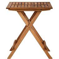 LODGE Skládací stůl přírodní - Zahradní stůl