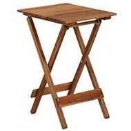 LODGE Mini stůl skládací přírodní - Zahradní stůl