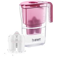 BWT Filtrační konvice VIDA růžová 2.6l - Filtrační konvice
