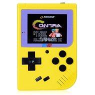 BittBoy FC Mini Handheld Yellow - Herní konzole