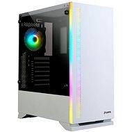 Zalman S5 White - Počítačová skříň