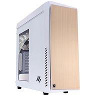 Zalman R1 White - Počítačová skříň