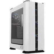 Zalman X3 White - Počítačová skříň