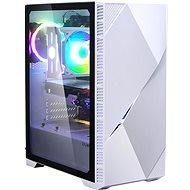 Zalman Z3 Iceberg White - Počítačová skříň