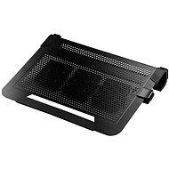 Cooler Master NotePal U3 PLUS černá - Chladící podložka