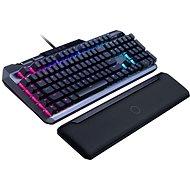 Cooler Master MK850, herní klávesnice, RED Switch, RGB LED, US layout, černá