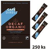 Cafédirect BIO instantní káva bez kofeinu 250 x 1.5g  - Káva