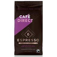 Cafédirect Arabika Espresso mletá káva s tóny hořké čokolády 227g